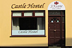 Front of Castle Hostel