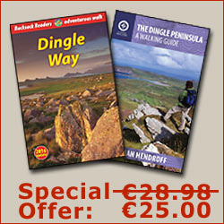 Special Offer on Dingle Way Books