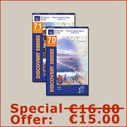 Special Offer on Dingle Way Maps