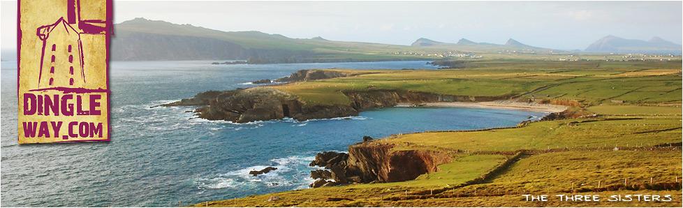 The Three Sisters, Ballyferriter, County Kerry