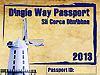 Dingle Way Passport by Trailhead Press